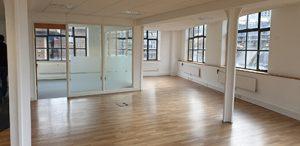 Office pre refurbishment